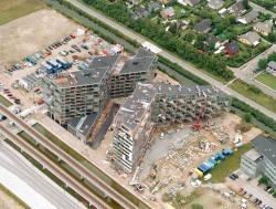 دانلود پاورپوینت تحلیل مجتمع مسکونی VMکپنهانگ دانمارک