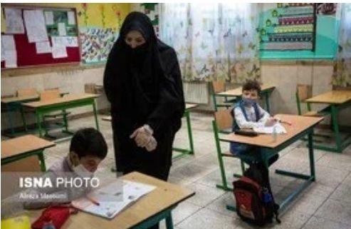 پروژه کارورزی روش کار و تدریس مدارس ابتدایی در ایام کرونا